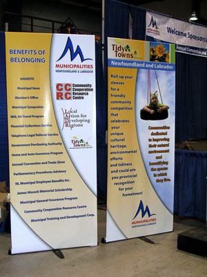 Municipalities Newfoundland & Labrador Trade Show & Convention (October 2008)